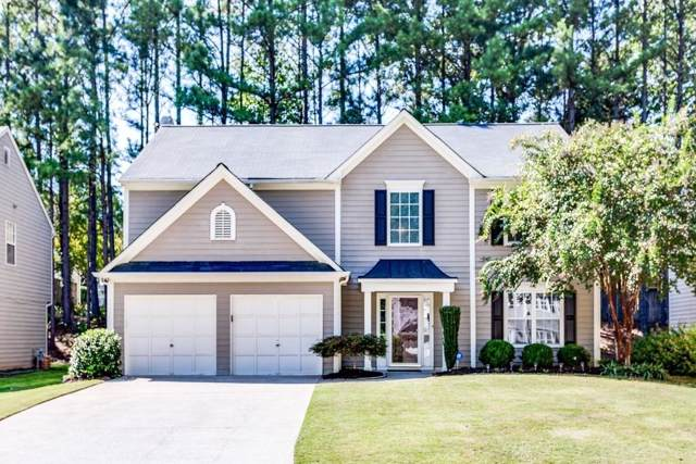 2818 Amhurst Way NW, Kennesaw, GA 30144 (MLS #6627692) :: North Atlanta Home Team