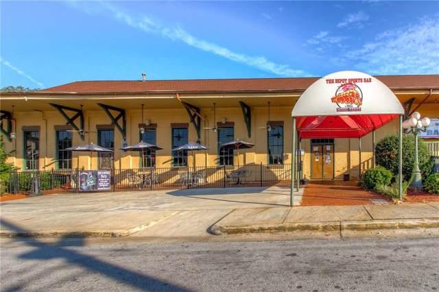 4122 Emory Street NW, Covington, GA 30014 (MLS #6627717) :: North Atlanta Home Team