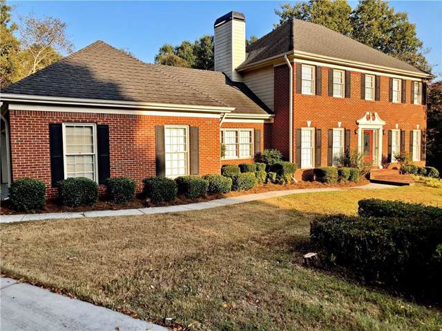 2510 Chimney Ridge Drive SW, Conyers, GA 30094 (MLS #6627742) :: The Heyl Group at Keller Williams