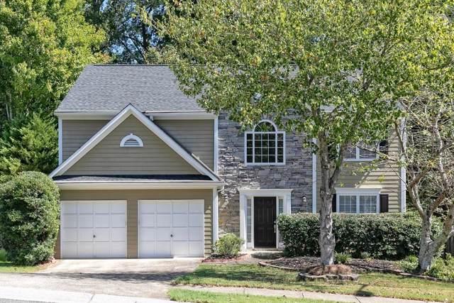 4264 Revere Walk NW, Kennesaw, GA 30144 (MLS #6627757) :: North Atlanta Home Team