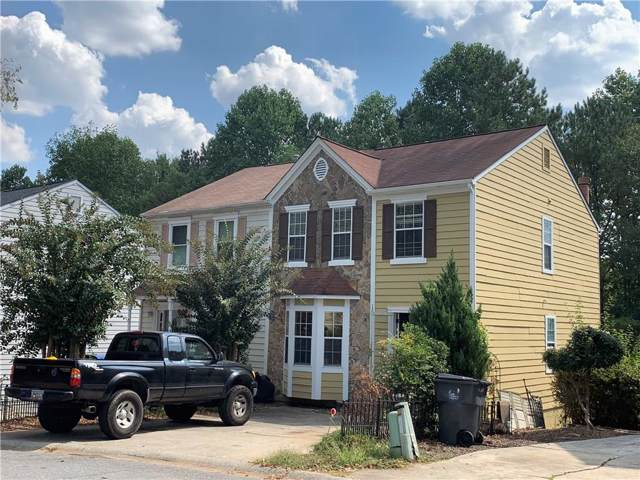 4141 Buckley Woods Drive, Norcross, GA 30093 (MLS #6627764) :: North Atlanta Home Team