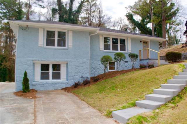 2446 SE Wilson Drive SW, Atlanta, GA 30311 (MLS #6627800) :: North Atlanta Home Team