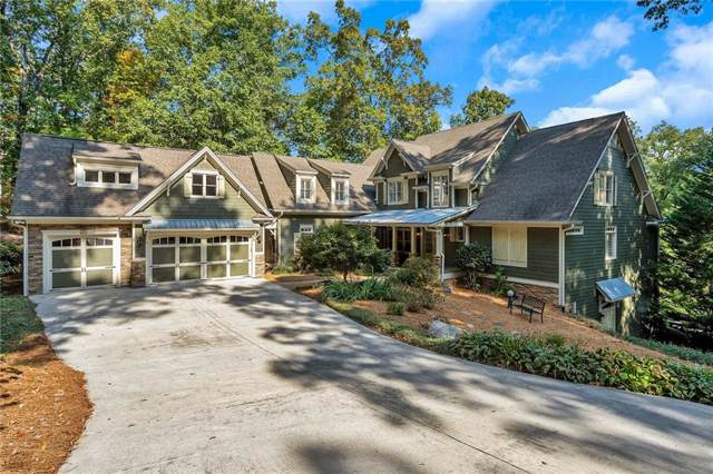 255 Iron Mountain Road, Canton, GA 30115 (MLS #6627802) :: North Atlanta Home Team