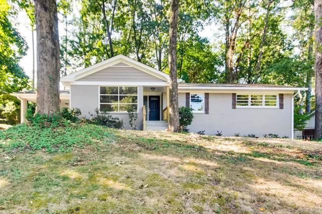 2574 Tanglewood Road, Decatur, GA 30033 (MLS #6627821) :: North Atlanta Home Team