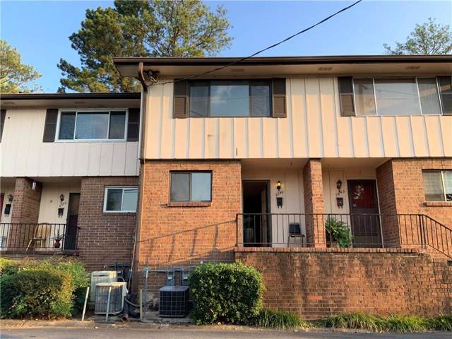 2545 Bradford Square NE, Atlanta, GA 30345 (MLS #6627825) :: RE/MAX Prestige