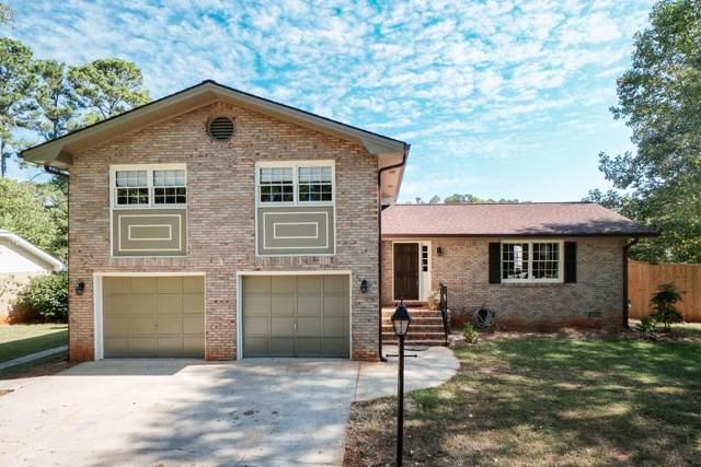 1722 Beauregard Drive SW, Lilburn, GA 30047 (MLS #6627827) :: North Atlanta Home Team