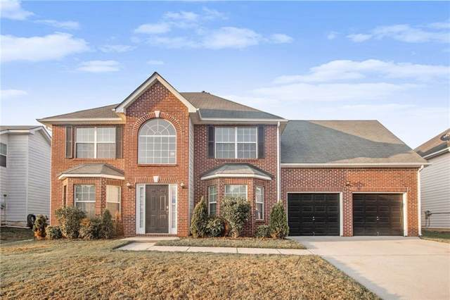 1872 Watercrest Drive, Jonesboro, GA 30236 (MLS #6627855) :: North Atlanta Home Team