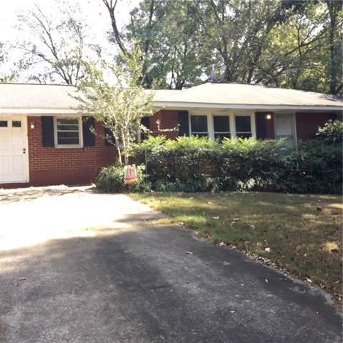 128 Westview Drive NE, Cartersville, GA 30121 (MLS #6627940) :: North Atlanta Home Team