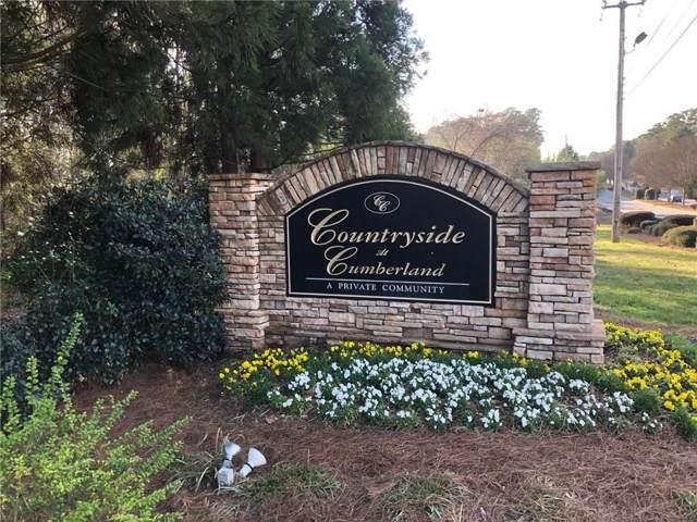 402 Countryside Place SE #402, Smyrna, GA 30080 (MLS #6627967) :: Kennesaw Life Real Estate