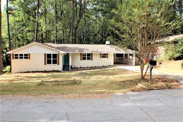 9013 Myrtle Drive, Douglasville, GA 30134 (MLS #6628012) :: North Atlanta Home Team
