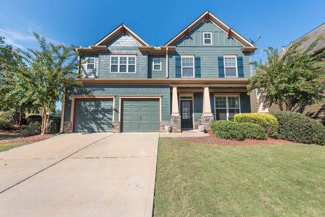 312 Downing Creek Trail, Canton, GA 30114 (MLS #6628019) :: North Atlanta Home Team