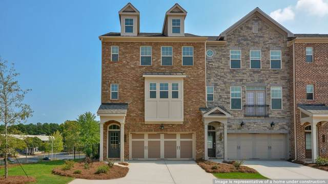 5498 Terrace Bend Place #47, Peachtree Corners, GA 30092 (MLS #6628028) :: North Atlanta Home Team