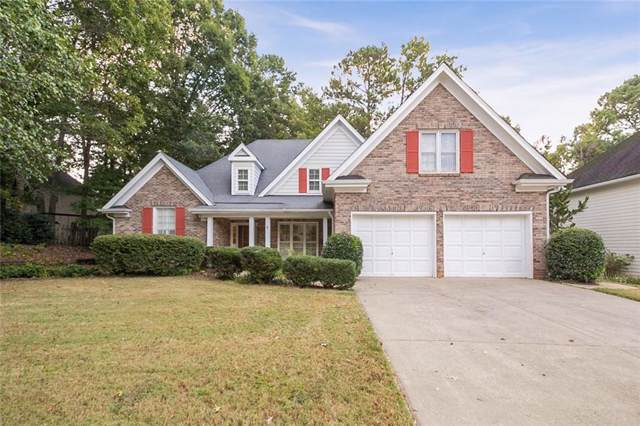 2428 Doubletree Drive NW, Acworth, GA 30102 (MLS #6628053) :: North Atlanta Home Team
