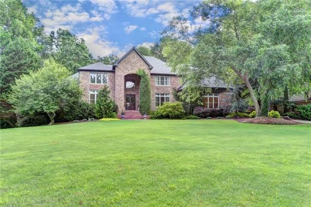 4287 Ridgegate Drive, Peachtree Corners, GA 30097 (MLS #6628065) :: North Atlanta Home Team