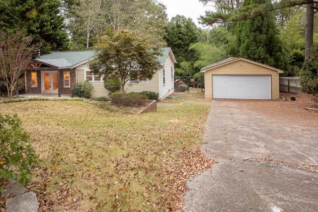 170 Brandywine Circle, Alpharetta, GA 30004 (MLS #6628080) :: North Atlanta Home Team