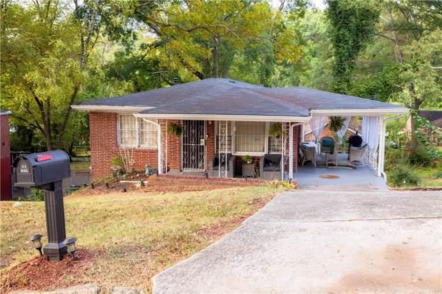 1515 Ezra Church Drive NW, Atlanta, GA 30314 (MLS #6628089) :: North Atlanta Home Team