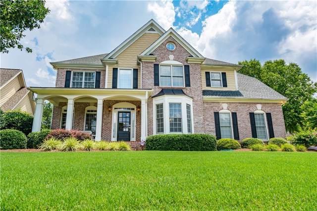 160 Riverwood Glen, Dallas, GA 30157 (MLS #6628093) :: North Atlanta Home Team