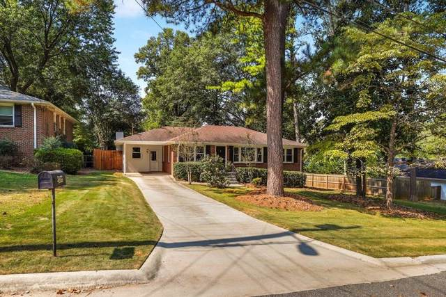 2866 Hillside Road, Smyrna, GA 30080 (MLS #6628096) :: MyKB Partners, A Real Estate Knowledge Base
