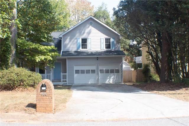680 Carriage Lane, Lawrenceville, GA 30046 (MLS #6628106) :: North Atlanta Home Team