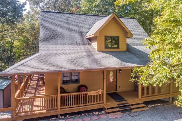 114 Zane Place, Ellijay, GA 30540 (MLS #6628126) :: Dillard and Company Realty Group