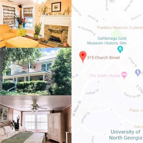315 Church Street, Dahlonega, GA 30533 (MLS #6628170) :: The Heyl Group at Keller Williams