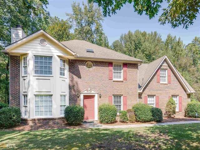 160 Windsor Drive /40, Fayetteville, GA 30215 (MLS #6628200) :: North Atlanta Home Team
