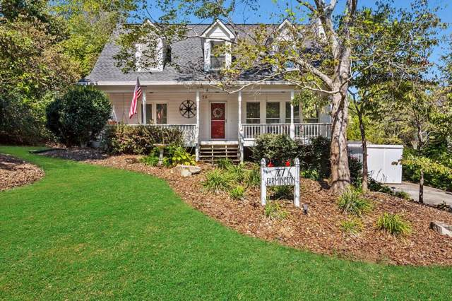 77 Farmington Drive, Woodstock, GA 30188 (MLS #6628246) :: North Atlanta Home Team