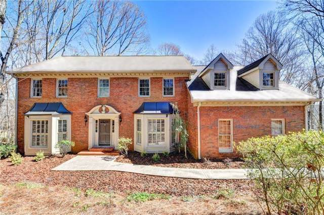 95 Cliffside Crossing, Sandy Springs, GA 30350 (MLS #6628249) :: The Heyl Group at Keller Williams