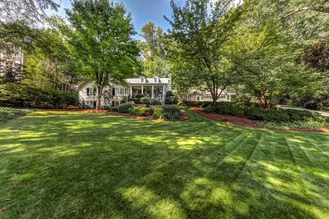 485 Hillside Drive NW, Atlanta, GA 30342 (MLS #6628252) :: The Heyl Group at Keller Williams