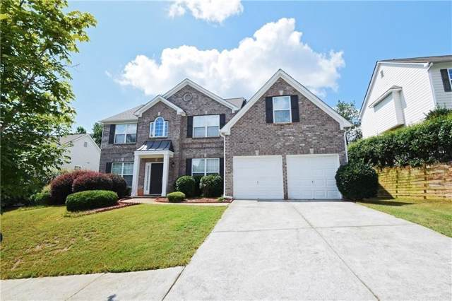 1739 Maybell Trail, Lawrenceville, GA 30044 (MLS #6628289) :: The North Georgia Group
