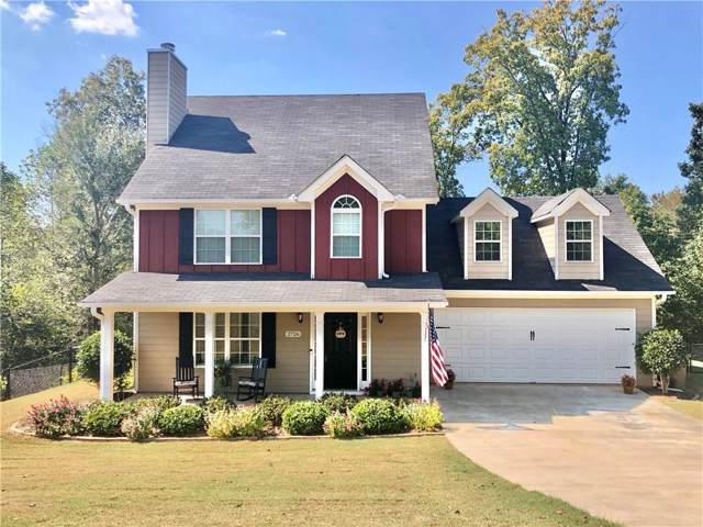 2726 Summer Creek Drive, Gainesville, GA 30507 (MLS #6628366) :: North Atlanta Home Team