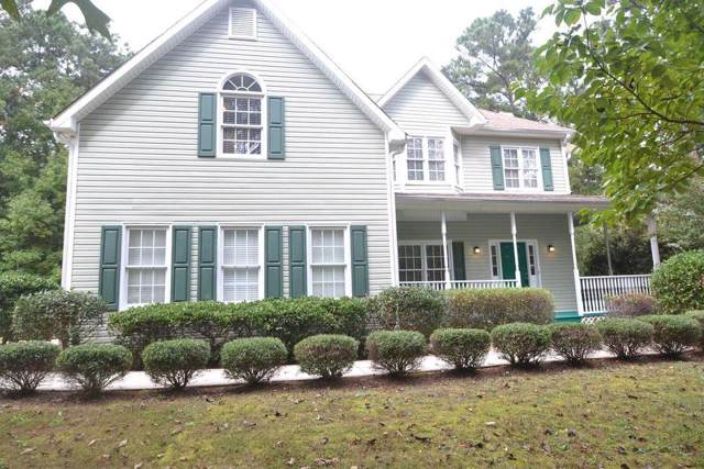 105 Old Magnolia Lane, Fayetteville, GA 30214 (MLS #6628422) :: The North Georgia Group