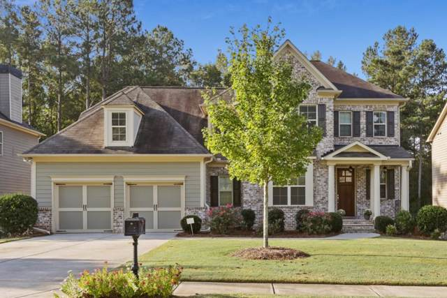 4451 Wooded Oaks NW, Kennesaw, GA 30152 (MLS #6628425) :: North Atlanta Home Team