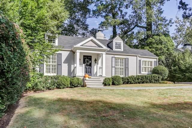 1922 Greystone Road NW, Atlanta, GA 30318 (MLS #6628426) :: North Atlanta Home Team