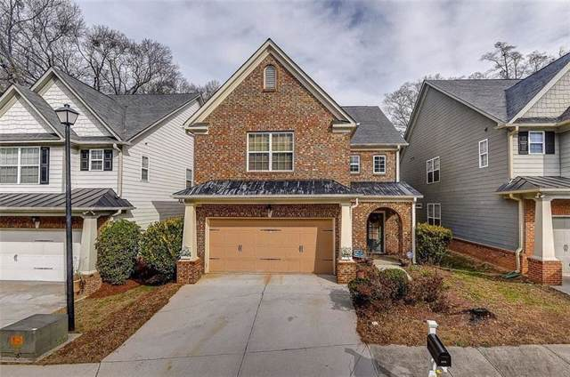 5779 Chatham Circle, Norcross, GA 30071 (MLS #6628428) :: North Atlanta Home Team