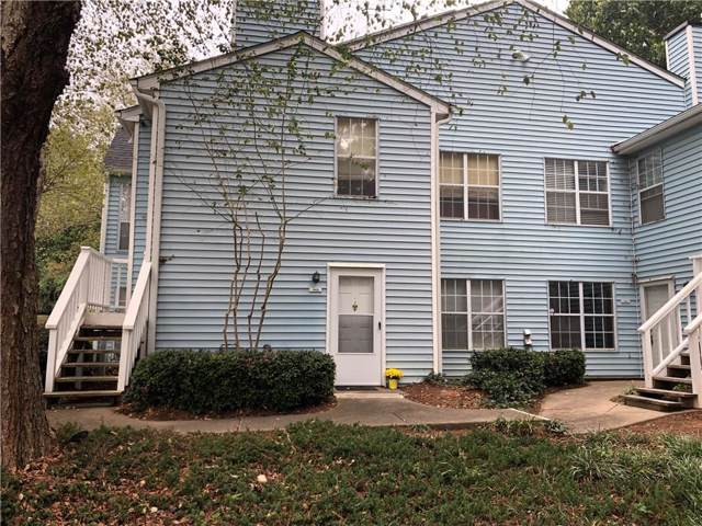 1403 Glenleaf Drive, Peachtree Corners, GA 30092 (MLS #6628437) :: North Atlanta Home Team