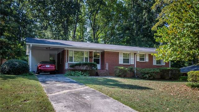 904 Flagler Circle SE, Smyrna, GA 30080 (MLS #6628442) :: North Atlanta Home Team