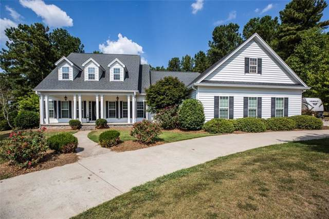 122 Meadow Creek Circle, Bremen, GA 30110 (MLS #6628450) :: The Heyl Group at Keller Williams