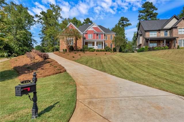 3143 Mulberry Greens Lane, Jefferson, GA 30549 (MLS #6628468) :: North Atlanta Home Team