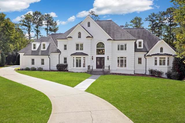 1007 Featherstone Road, Johns Creek, GA 30022 (MLS #6628503) :: The Cowan Connection Team
