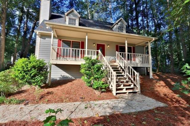 312 Cedar Creek Court, Acworth, GA 30101 (MLS #6628576) :: Charlie Ballard Real Estate