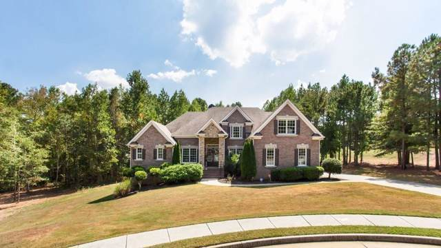 1301 Round Rock Court, Conyers, GA 30012 (MLS #6628585) :: The Butler/Swayne Team