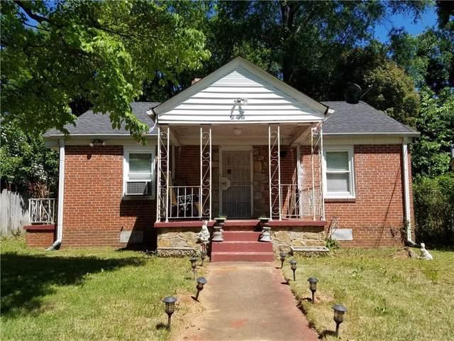 248 Holderness Street SW, Atlanta, GA 30314 (MLS #6628598) :: North Atlanta Home Team
