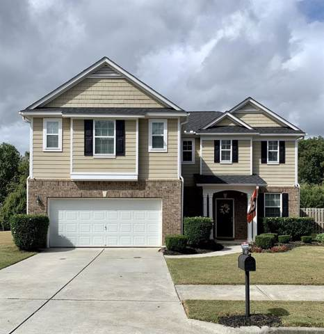 1143 Sparkling Cove Drive, Buford, GA 30518 (MLS #6628615) :: North Atlanta Home Team