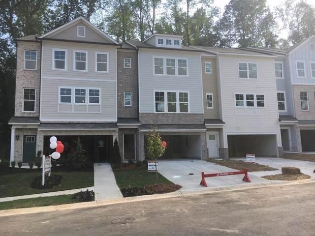2765 White Oak Lane #27, Decatur, GA 30032 (MLS #6628648) :: North Atlanta Home Team