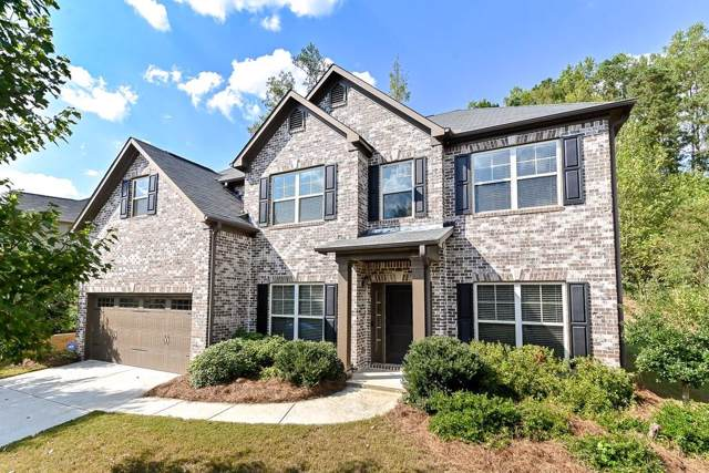 1115 Forest Creek Drive, Canton, GA 30115 (MLS #6628674) :: North Atlanta Home Team