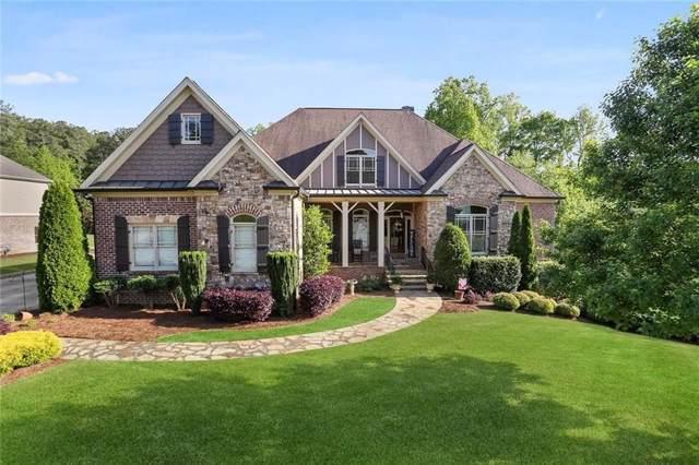 5743 Sunburst Drive, Powder Springs, GA 30127 (MLS #6628678) :: North Atlanta Home Team