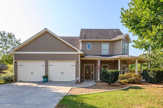 39 Barnsley Village Trail, Adairsville, GA 30103 (MLS #6628690) :: North Atlanta Home Team