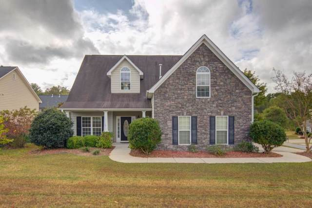 45 Peregrine Lane, Dawsonville, GA 30534 (MLS #6628727) :: North Atlanta Home Team