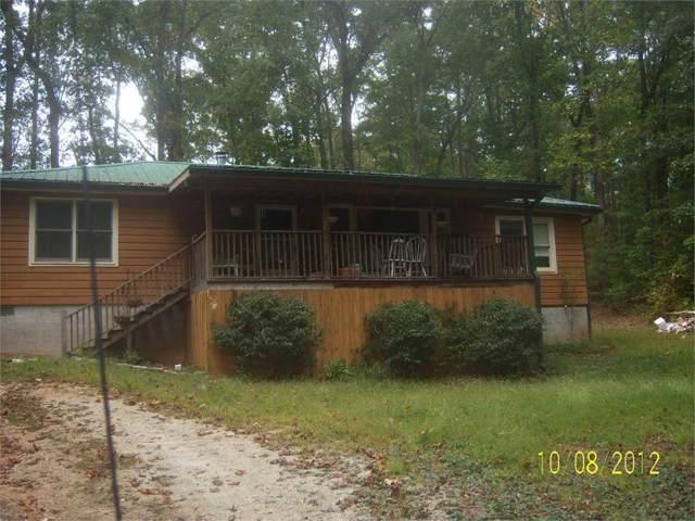 570 Old Pleasant Hill Rd., Waco, GA 30182 (MLS #6628740) :: North Atlanta Home Team